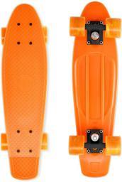 Deskorolka Street Surfing Penny board deskorolka fiszka Beach Board Kolor Pomarańczowy zachód słońca