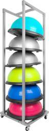 inSPORTline Stojak na podkładki balansujące Dome Storage (10974)