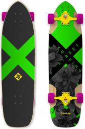"Deskorolka Street Surfing Longboard Freeride Electrica 36"""