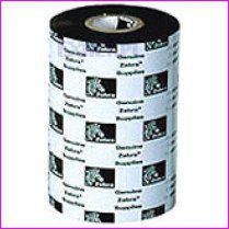 Zebra Taśma do drukarek termo-transferowych - wosk 2300BK 60x450m (2300BK06045)