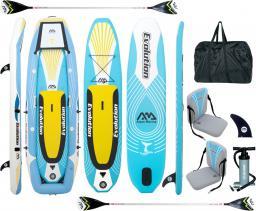 Aqua Marina Paddleboard i kajak Evolution 2w1 - EV-340