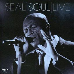 POP SEAL SOUL LIVE (CD + DVD)