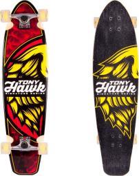 "Deskorolka Tony Hawk Deskorolka Longboard Wingy 36"" kolorowa (9705)"