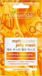 Bielenda Jelly Mask Maseczka żelowa normalizująco-matująca Matt Booster  8g