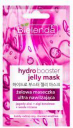 Bielenda Jelly Mask Maseczka żelowa ultra nawilżająca Hydro Booster  8g