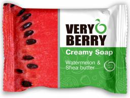 Elfa Pharm Very Berry Mydło kremowe w kostce Watermelon & Shea Butter  100g