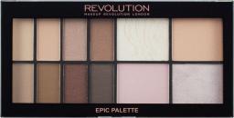 Makeup Revolution Epic Day Palette Zestaw rozświetlaczy i cieni