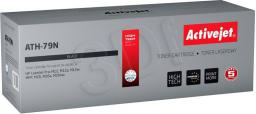 Activejet Toner ATH-79N (do drukarki Hewlett Packard, zamiennik 79A CF279A, czarny)