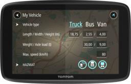 Nawigacja GPS TomTom GO PROFESSIONAL 6250 (1PL6.002.12)
