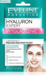 Eveline Hyaluron Expert Peeling enzymatyczny Wygładzenie - saszetka 2x5ml