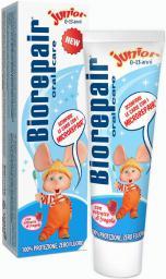 BlanX Biorepair Oral Care Pasta do zębów Junior truskawkowa
