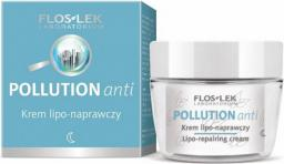 FLOSLEK Pollution Anti Krem lipo-naprawczy na noc  50ml