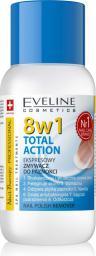 Eveline Nail Therapy Professional Zmywacz do paznokci 8w1 Total Action bezacetonowy  150 ml