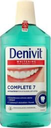 Schwarzkopf Denivit Płyn do płukania jamy ustnej Complete 7 Whitening 500 ml