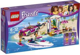 LEGO FRIENDS Transporter motorówek Andrei p3 (41316)