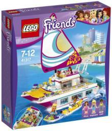 LEGO FRIENDS Słoneczny katamaran p3 (41317)
