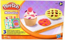 Hasbro Play-Doh Kolorowe Karty A6072 Ciastka (A6074)