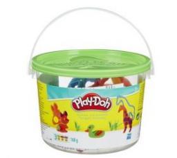 Hasbro Wiaderko Play-Doh Zielone (23414)