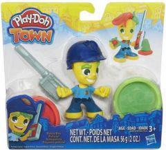 Hasbro Play-Doh Town Policjant (WIKR-1052447)