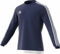 Adidas Koszulka piłkarska Estro 15 Long Sleeve Jersey Junior Niebieska, Rozmiar 128 (AA3729*128) ID produktu: 1375484