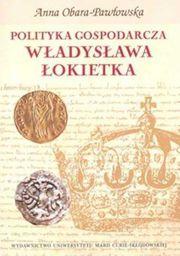 UMCS Polityka gospodarcza Władysława Łokietka - 163741
