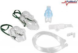 ProMedix Zestaw masek i akcesoriów do inhalatora (PR-850)