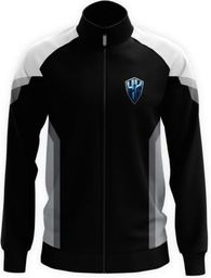 H2K Bluza Jacke Czarna r. L