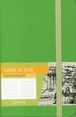 Antra Notes A6 Linia Romantyzm (183334)