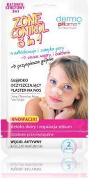 Dermo Pharma Oczyszczające plastry na nos 2szt.
