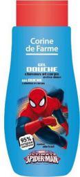 Corine de Farme Spider-Man żel pod prysznic i szampon do włosów 2w1 250ml