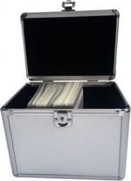MediaRange Pojemnik  na płyty, srebrny (BOX79)