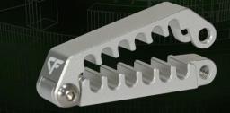 Organizer Nanoxia uchwyt na 12 kabli (NXCC600-12)