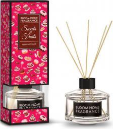 Bi-es Bloom Home Fragrance Olejek zapachowy + patyczki Sweets&Fruits 90ml