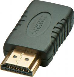 Adapter AV Lindy Mini HDMI - HDMI (41208)