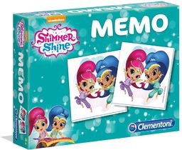 Clementoni Memo Shimmer i Shine (18002)