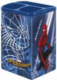 Derform Pojemnik na długopisy metalowy Spider-Man Homecoming 10 (DERF.PDMSH10)