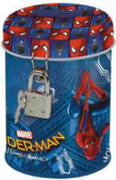 Derform Skarbonka z kłódką Spider-Man Homecoming 10 (DERF.SKSH10)