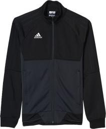 Adidas Bluza treningowa Tiro 17 Junior Czarna, Rozmiar 164 (AY2876*164)