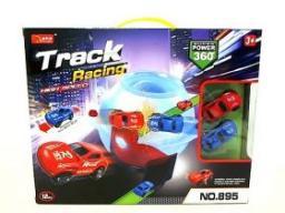 Norimpex Track Racing autka w kuli w pud. NO.895 (NO-1000790)