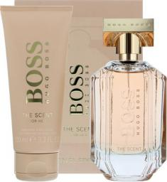 HUGO BOSS Boss The Scent For Her Edp 100 ml + Balsam do ciała 100 ml