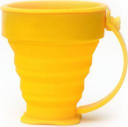 Rockland kubek silikonowy 200 ml yellow