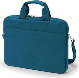"Torba Dicota Slim na laptopa   11-12.5"", niebieski  (D31303)"