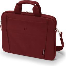 """Torba Dicota Slim na laptopa 11-12.5"""", czerwony (D31302)"""