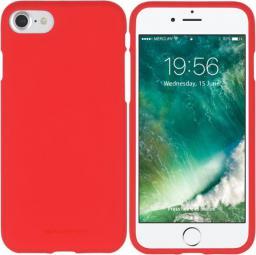 Mercury SoftJelly do Samsung A5 2017 A520 czerwone (BRA005722)