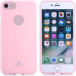 Mercury Etui Mercury SoftJelly do iPhone 6S PLUS jasno różowe - BRA005822