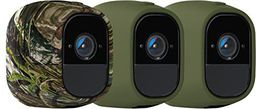 NETGEAR Arlo Pro 3 kolorowe powłoki sylikonowe (VMA4200-10000S)