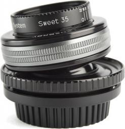 Obiektyw Lensbaby Composer Pro 35mm f/2.5 II (LBCP2S35PL)