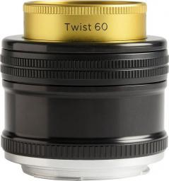 Obiektyw Lensbaby Twist 60 Nikon F (LBT60N)