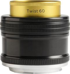 Obiektyw Lensbaby Lensbaby Twist 60 Canon EF - LBT60C