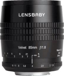Obiektyw Lensbaby 85mm f/1.8 Sony E (LBV85X)